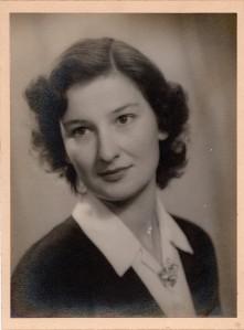 Mary Stone 1930-2013 RIP