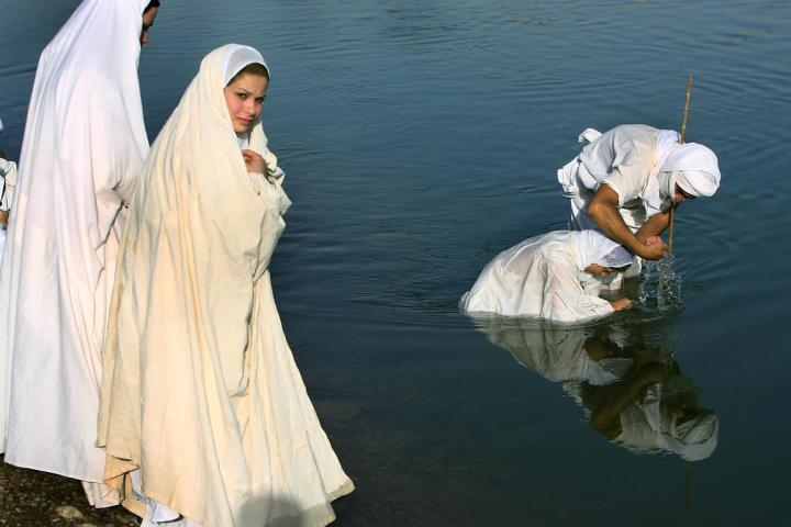 The Mandaeans of Iran